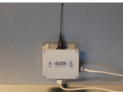 Elfipa 1 Channel Receiver